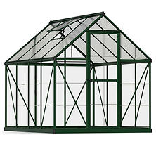 Palram Nature Hybrid 6' x 8' Greenhouse - Green