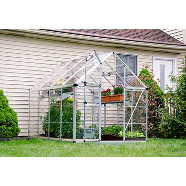 Palram Snap & Grow Greenhouse - 6' x 8'