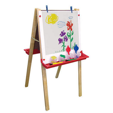 3-in-1 Adjustable Floor Easel