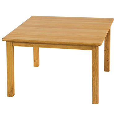 Children's Square Table & Chairs - 30""