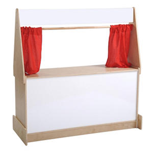 ECR4Kids Puppet Theater Dry-Erase Board