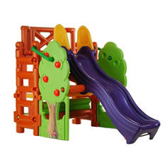 Tree Top Climb and Slide
