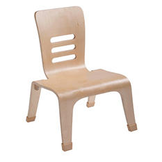 Teacher's Bentwood Chair - Natural Finish - 2 Pack