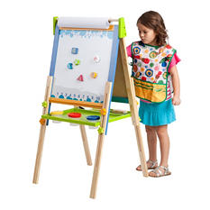 ECR4Kids Children's 3-in-1 Art Easel