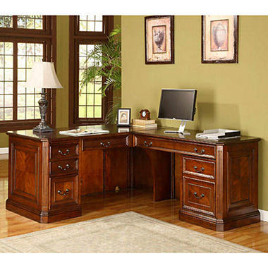 Whalen Furniture Brookhaven Computer Return Desk - Sam's Club