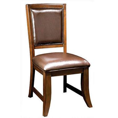 whalen furniture hudson solid wood chair sam 39 s club