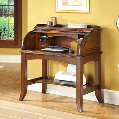 Whalen Furniture Hudson Roll Top Desk Sam 39 S Club