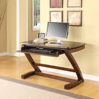 Whalen Furniture MFG. Zen Computer Desk