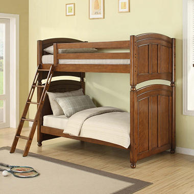 Riley Bunk Bed - Cherry