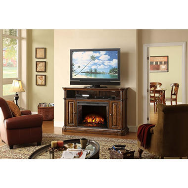 Windham Fireplace Console