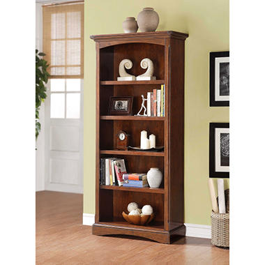 Pearson Collection Open Bookcase