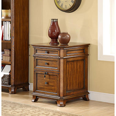 Whalen Furniture Belhaven 2-Door File Cabinet