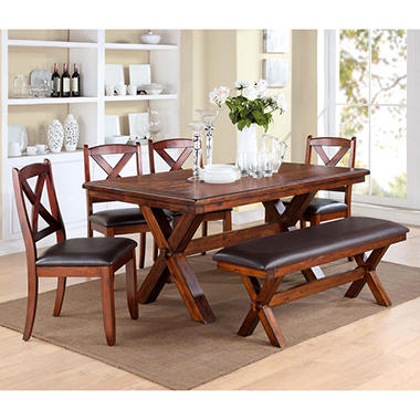 Crosswood Dining Set - 6 pc.