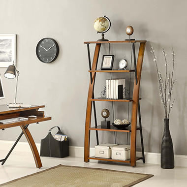 Whalen Grayson Collection Bookcase - Birch