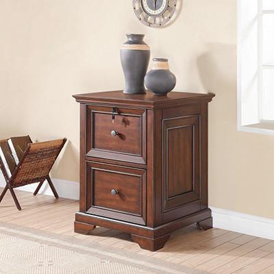 Whalen - Brookhurst 2 Drawer File Cabinet