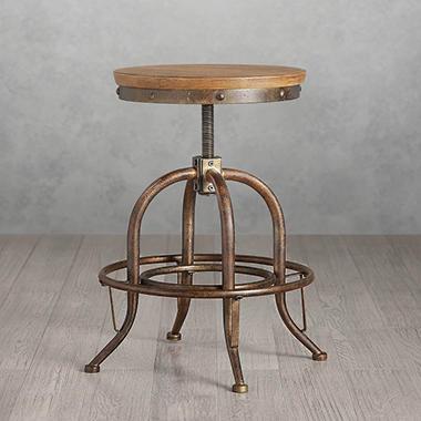 Agliana Vintage Barstool