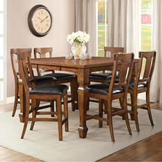 Parker Counter Height Dining Set (7 pc.)