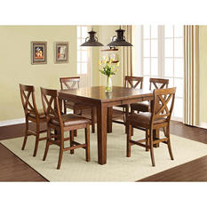 Kayden 7-Piece Counter Height Dining Set