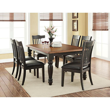 Woodrow 7-Piece Dining Set    WOO7PD