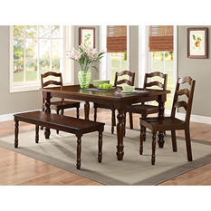 Isabel 6-Piece Dining Set