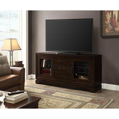"Cohen 65"" TV Stand Media Console - Sam's Club"