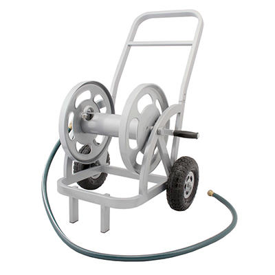 Two-Wheel Hose Cart