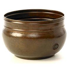 Rustic Hose Pot