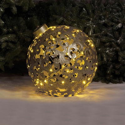 Oversize LED Outdoor Ornament Decor - 27""