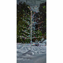 Member's Mark 7' Blossom Tree with Color-Changing Lights