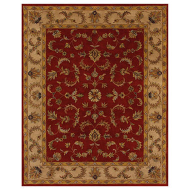 Kingsley House 8'x10' Wool Rug