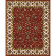 Thomasville™ Special Additions™ 100% Wool Rug -  8' x 10' - Red/Ivory