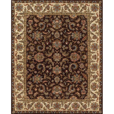 Thomasville? Special Additions? 100% Wool Rug - 8' x 10' - Black