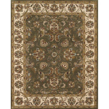 Thomasville? Special Additions? 100% Wool Rug - 8' x 10' - Teal