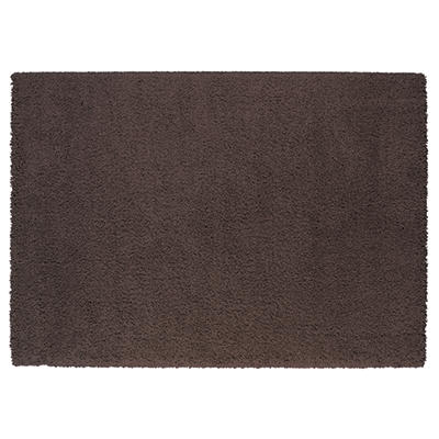 Soho Shag Rug, Rustic Brown (5' x 7')