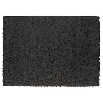 Soho Shag Rug, Charcoal (5' x 7')
