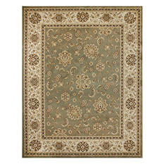 8'x10' Million Point High-Density Rug - Norwich Green