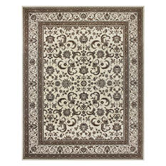 8'x10' Million Point High-Density Rug - Lancaster Ivory
