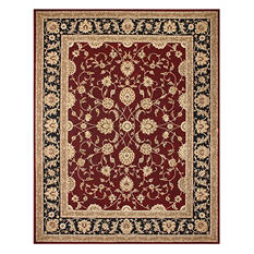 8'x10' Million Point High-Density Rug - Lennox Red