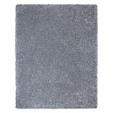 Belmont Shag Rug (5' x 7'), Stone