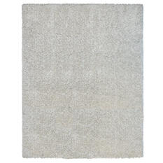 Laura Ashley 8'x10' Shag Rug - Frost