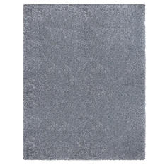 Laura Ashley 8'x10' Shag Rug - Stone