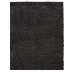 Laura Ashley 8'x10' Shag Rug - Truffle