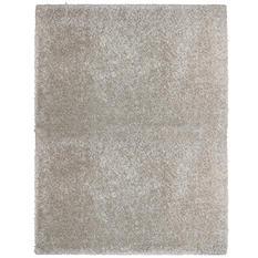 8'x10' Shag Rug - Creme