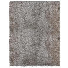 8'x10' Shag Rug - Dark Linen