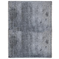 8'x10' Shag Rug - Light Grey