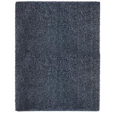 8'x10' Shag Rug - Black
