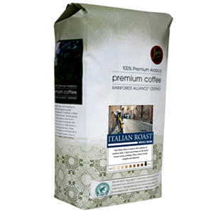 Java Trading Co. Italian Roast Whole Bean Coffee - 2 lbs.