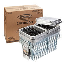Sterno 70168 Fast Casual Catering Set