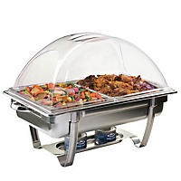 Sterno 70174 ClearDome Chafer Lid (3pk.)