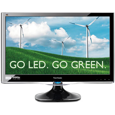 "22"" ViewSonic VX2250WM LED HD Monitor"